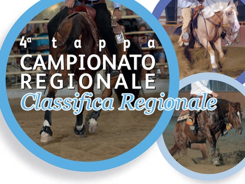 Classifica regionale dopo la 4 tappa AVCR 2016