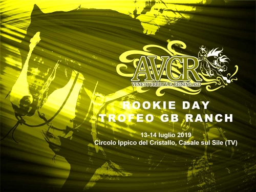 Rookie Day e Trofeo GB Ranch 2019