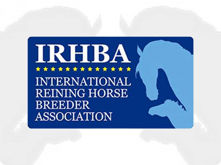 IRHBA International Reining Horse Breeder Association
