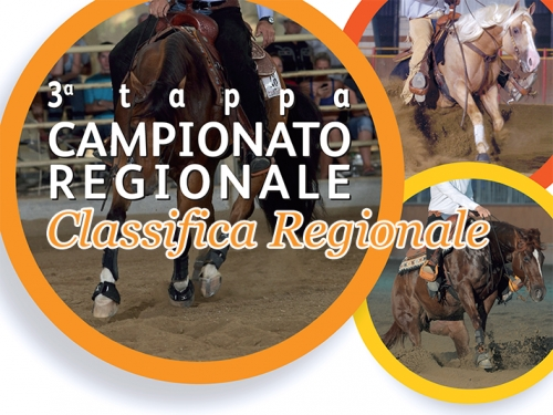 Classifica regionale dopo la 3 tappa AVCR 2016